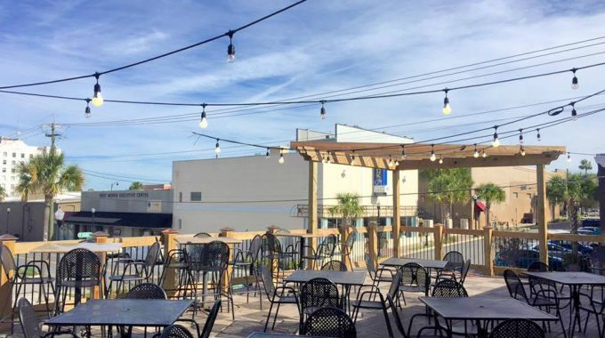 Rooftop Patio Open For Lunch Friday & Saturday!